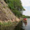 Seeing nature from the water's edge on annual Spring paddle