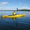 Seeing Nature from the Water on another successful MVFN Canoe Camp