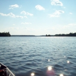 Join us for a paddle on Clayton Lake