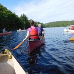 Join us for a Paddle on the Mississippi River near Fergusons Falls