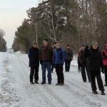Cold continues to affect MVFN Early Morning Birding