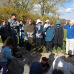 Mississippi Valley Field Naturalists Get a Reading Lesson