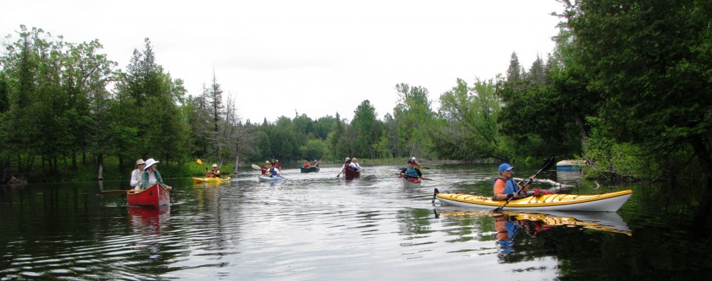 Clyde River Canoe, 2011. Photo Howard Robinson